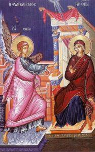 Lenten Women's Retreat — The Theotokos: A Role Model for Women in the 21st Century