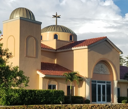 St. Paul Orthodox Christian Church, Naples, FL