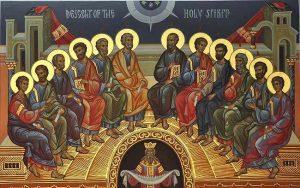 Feast of Pentecost & Kneeling Prayers