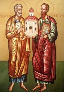 Apostles Fast (June 4 – June 29)
