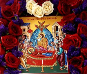 Blessed Feast of the Dormition of the Theotokos!