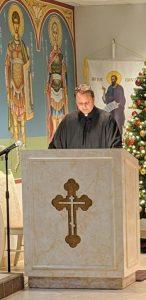 Deacon Nicholas Reid